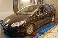 Ford Focus 2,0 TDCI 115LE chiptuning